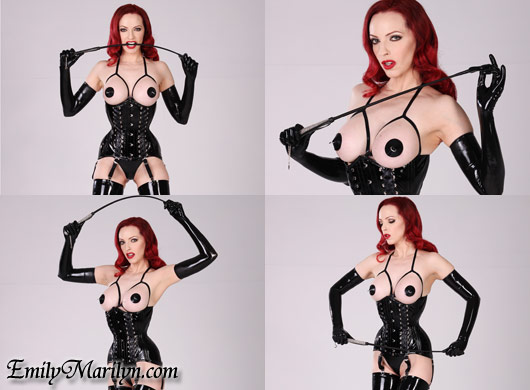 emily marilyn dominatrix