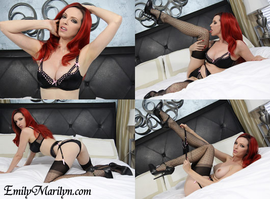 Emily Marilyn Goddess Worship