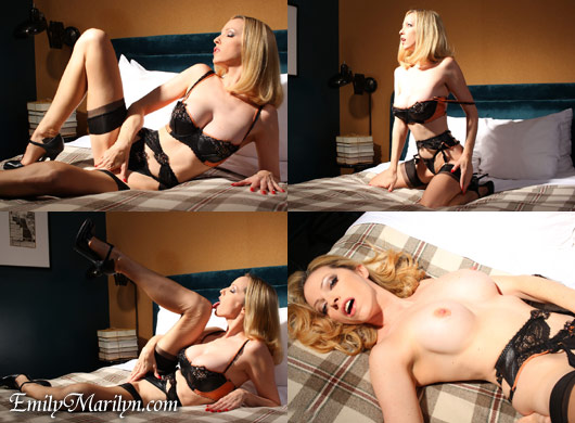 Emily Marilyn temptation awaits