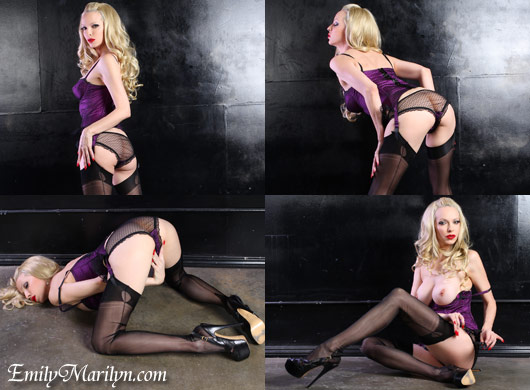 Emily Marilyn Fantastic fully fashioned