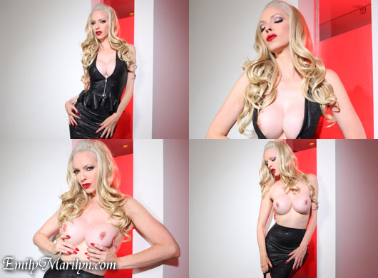 Emily Marilyn Sultry Mistress